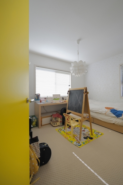 子供部屋 (NK邸 / 二世帯住宅へのリノベーション)