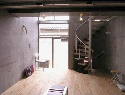 神宮前・CURE+MA_House (内観1)
