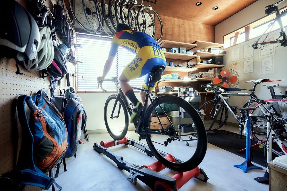 gern (自転車部屋)