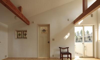 木と土の家 (子供部屋2)