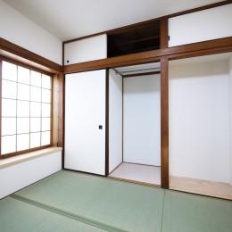 戸建の和室をオープンな空間に