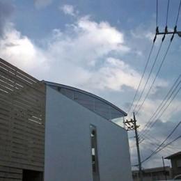 鴨居の家 (外観2)