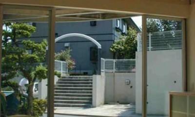 鴨居の家 (内観18)