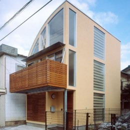 太子堂の家 (外観3)