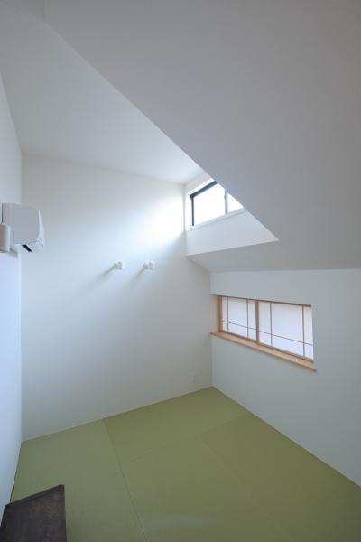 和室 (NK邸 / 二世帯住宅へのリノベーション)