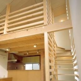 太子堂の家 (内観5)