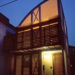 太子堂の家 (外観5)