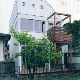藤が丘の家・A邸