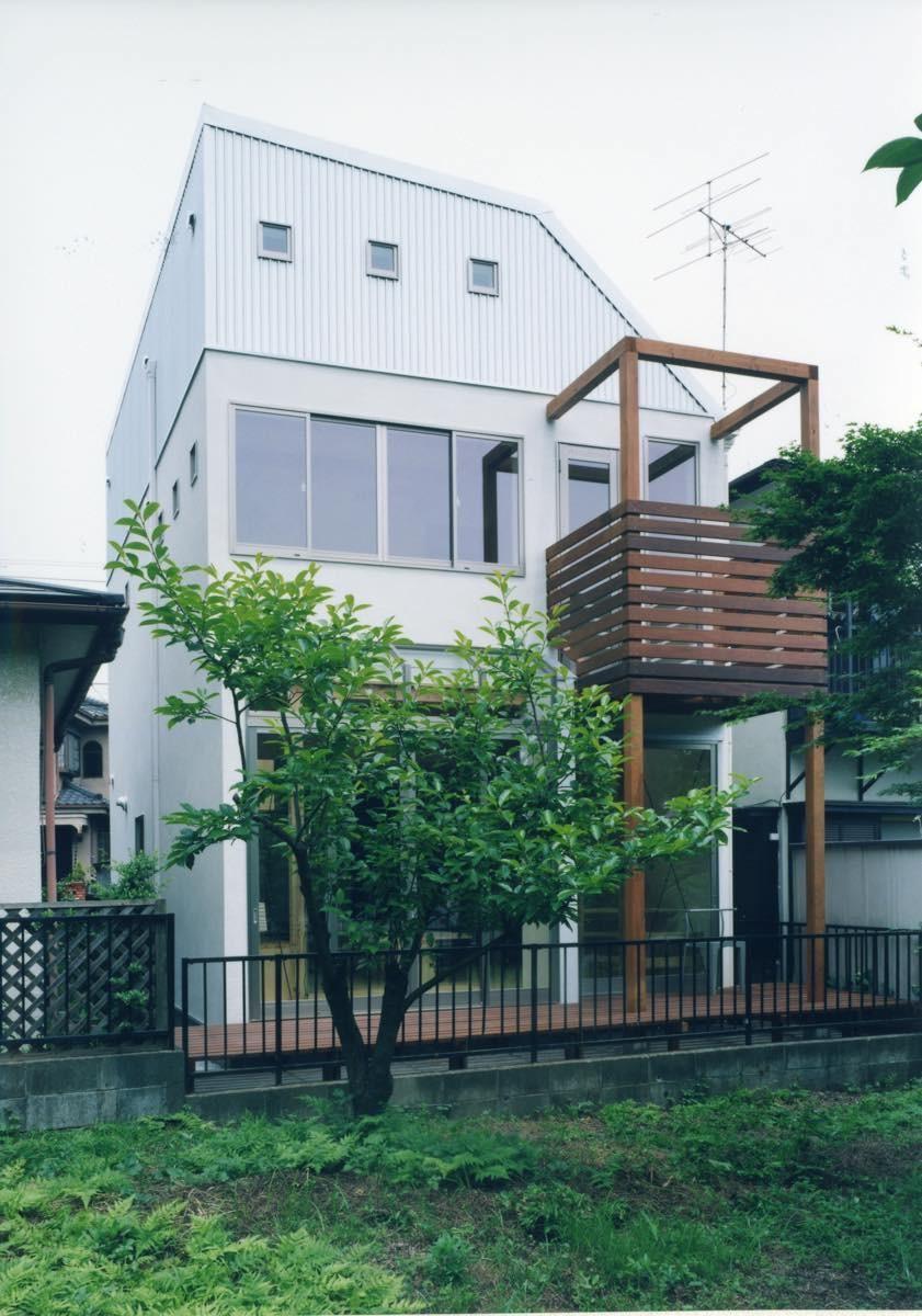 藤が丘の家・A邸 (外観2)