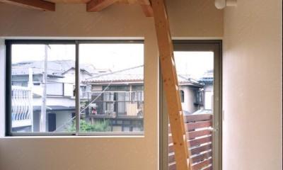 藤が丘の家・A邸 (内観12)