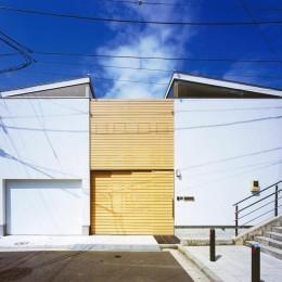 加賀原の家 (外観1)