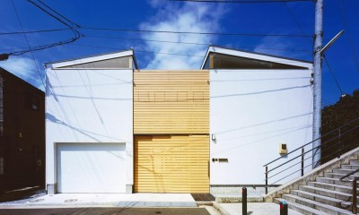 加賀原の家
