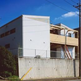 加賀原の家 (外観4)