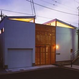 加賀原の家 (外観5)