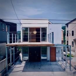 黒須田の家 (外観1)