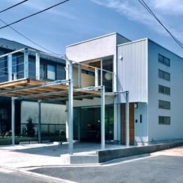 黒須田の家
