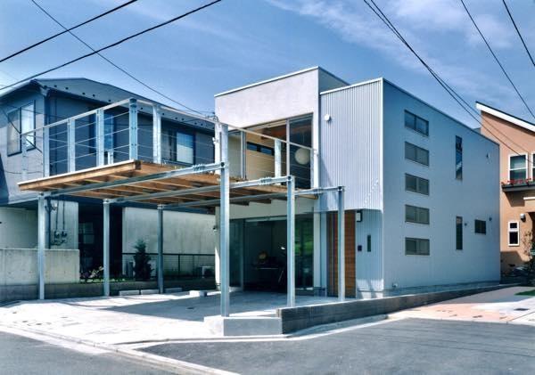 黒須田の家 (外観2)