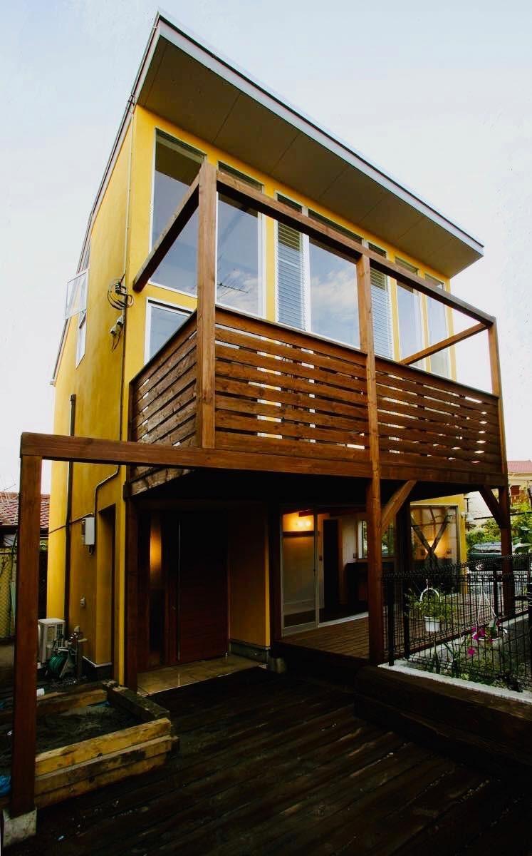 狛江の家・N邸 (外観1)