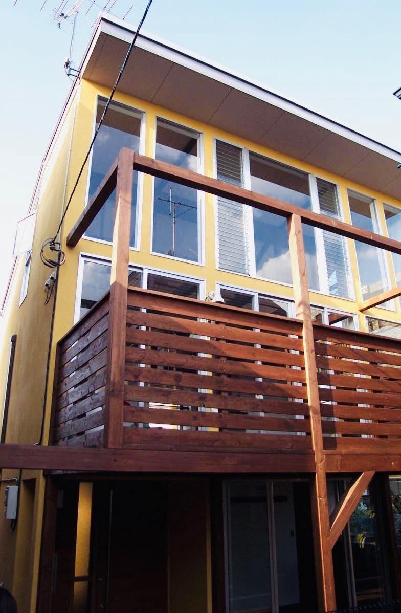 狛江の家・N邸 (外観2)