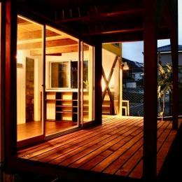 狛江の家・N邸 (外観4)