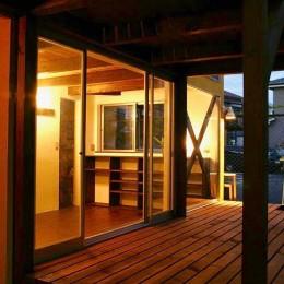 狛江の家・N邸 (外観5)