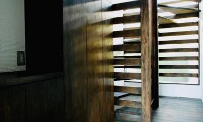 狛江の家・N邸 (内観1)