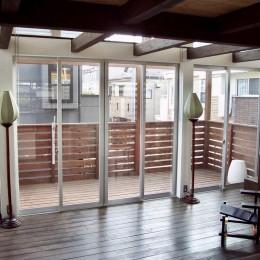狛江の家・N邸 (内観10)