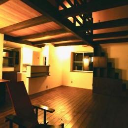 狛江の家・N邸 (内観15)