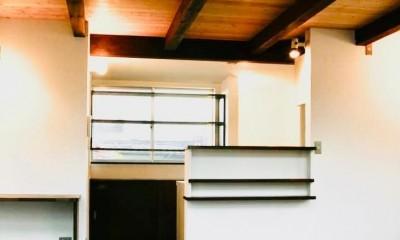 狛江の家・N邸 (内観16)