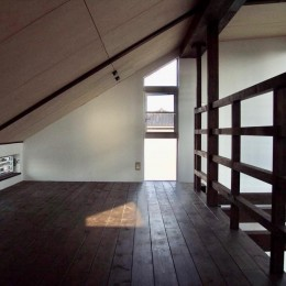 狛江の家・N邸 (内観22)