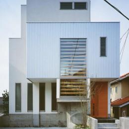 田奈の家 (外観2)