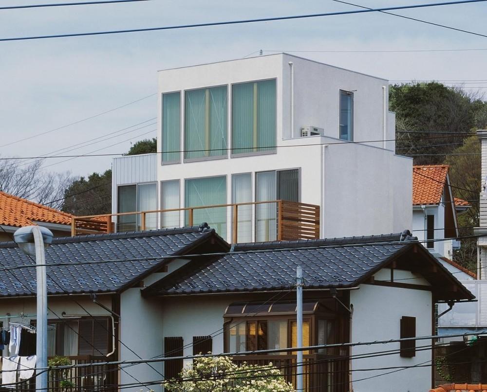 田奈の家 (外観4)