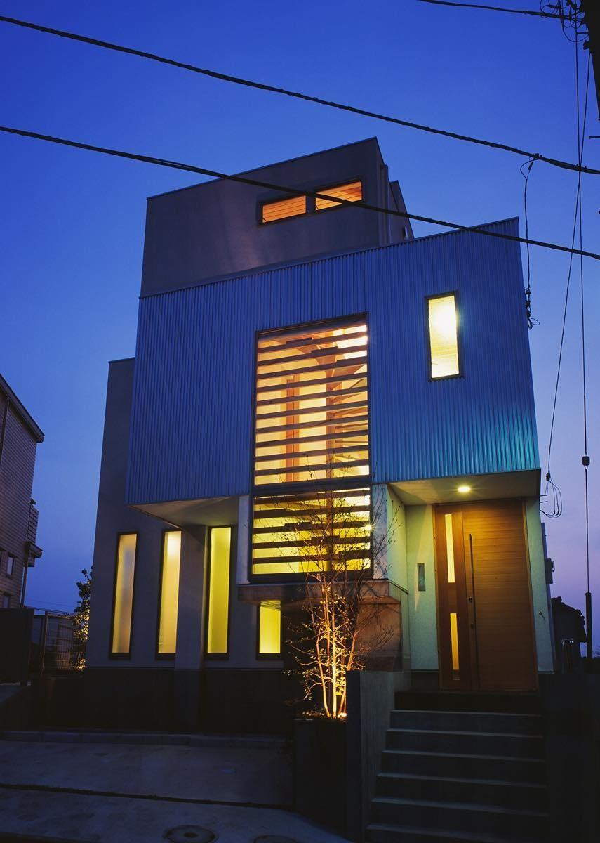 田奈の家 (外観6)
