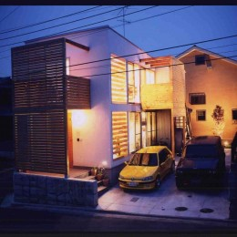 藤沢の家 (外観2)