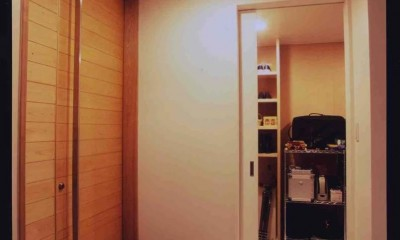 藤沢の家 (内観1)