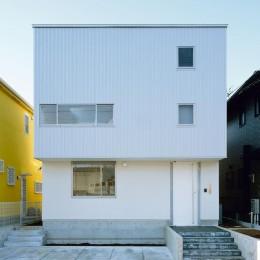 おゆみ野の家 (外観1)