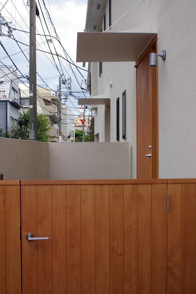 NK邸 / 二世帯住宅へのリノベーション (外観)