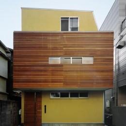 四谷若葉の家 (外観1)