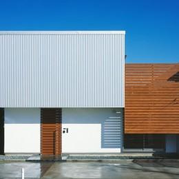 小田原の家 (外観1)