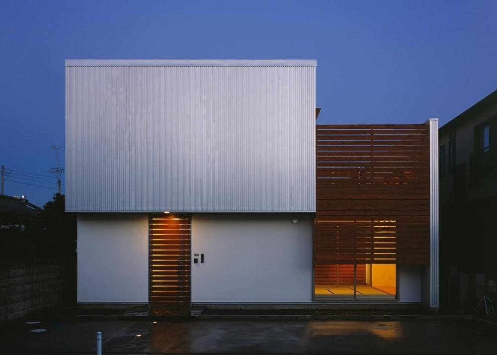 小田原の家 (外観2)