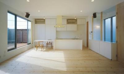 小田原の家 (内観1)
