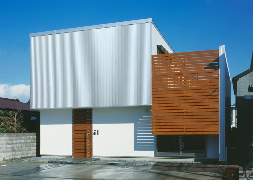 小田原の家 (外観3)