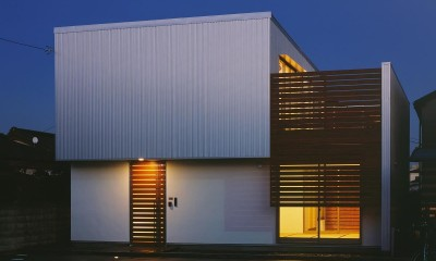 小田原の家 (外観4)