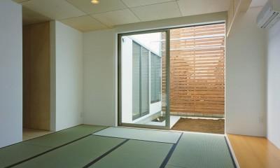 小田原の家 (内観4)