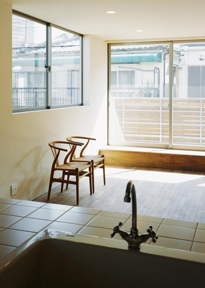 余丁町の家 (内観8)