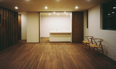 余丁町の家 (内観10)
