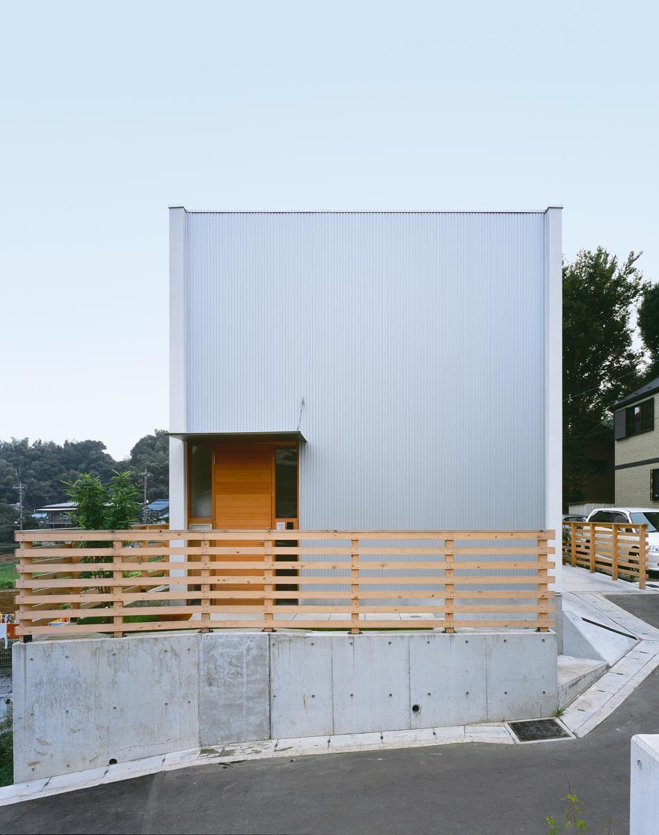 新羽町の家 (外観1)