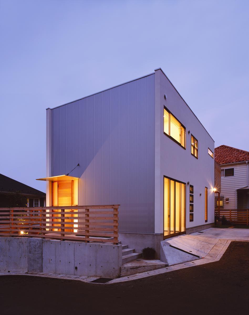 新羽町の家 (外観3)