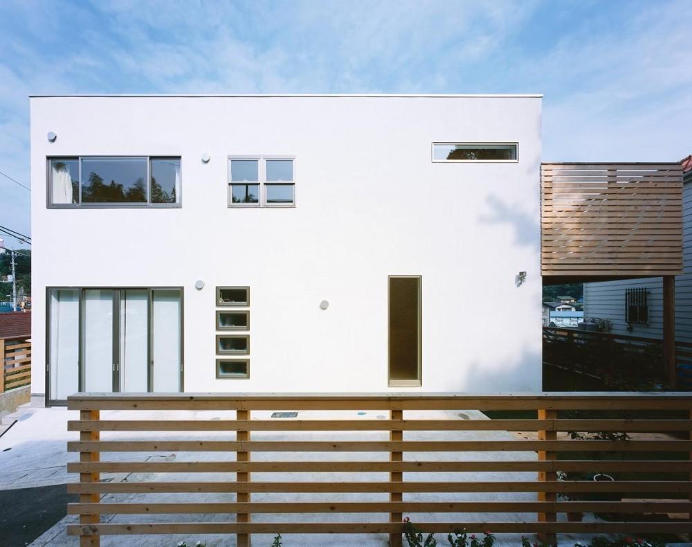 新羽町の家 (外観4)