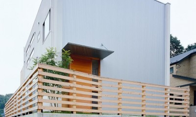 新羽町の家 (外観5)